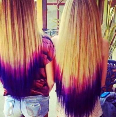 Чем можно покрасить волосы?
