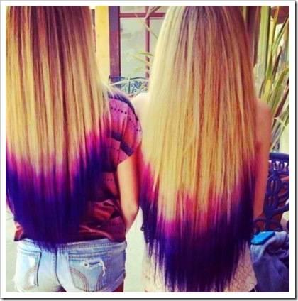 фото как можно покрасить волосы