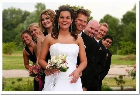 оригинальный вариант свадьбы