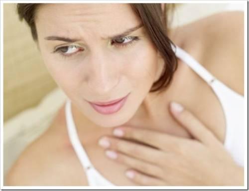 Лечение изжоги во время беременности.