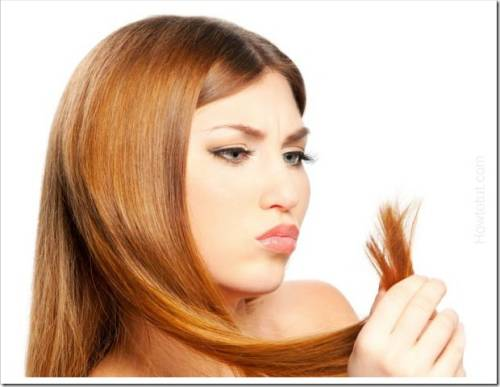 Как ухаживать за секущимися волосами?