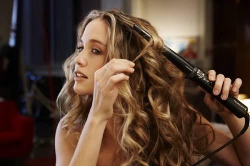 Как правильно накрутить волосы?