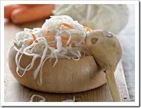 Как приготовить квашеную капусту быстрого приготовления