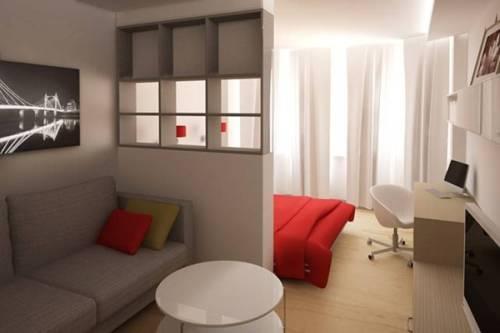 Как разделить комнату на две зоны?