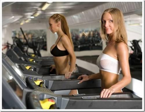 Как правильно худеть в спортзале