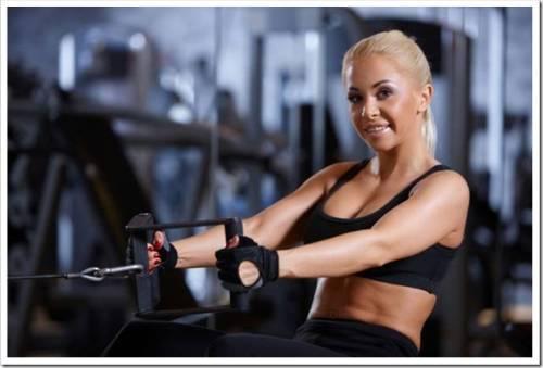 Как правильно худеть женщине в тренажерном зале