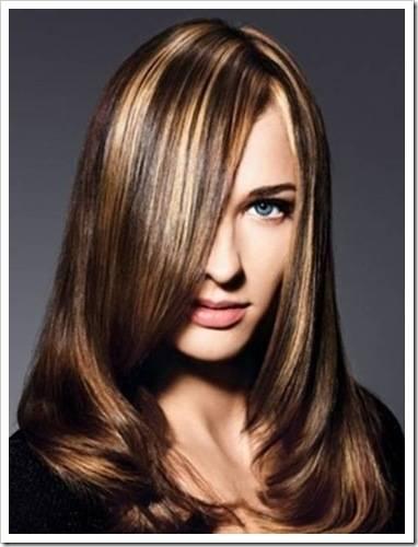 Как правильно осветлить темные волосы