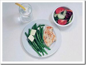 Полезные пищевые привычки, помогающие избавиться от лишних килограммов без изнурительных диет.