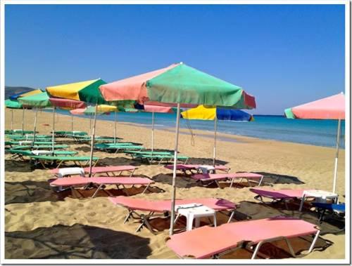 Где лучше отдыхать на Крите в июле