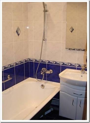Как оформить ванную комнату в хрущевке