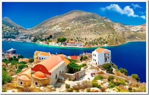 Где лучше отдыхать на Корфу или на Крите