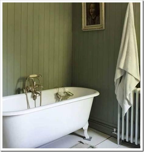Как оформить ванную комнату панелями