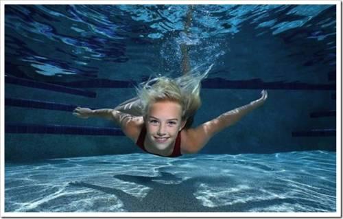 Как правильно худеть в бассейне