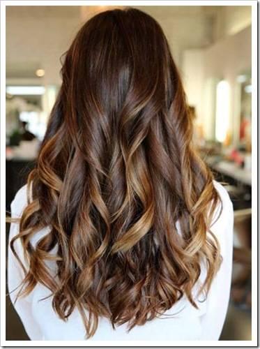 Как осветлить темно-русые волосы