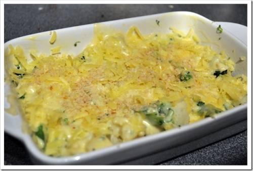 Как приготовить цветную капусту в духовке