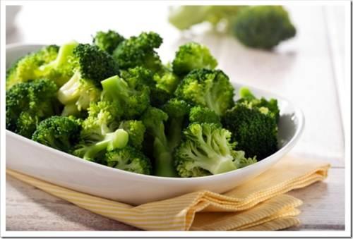 Как приготовить капусту брокколи в мультиварке