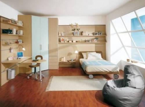 Как оформить комнату подростка?