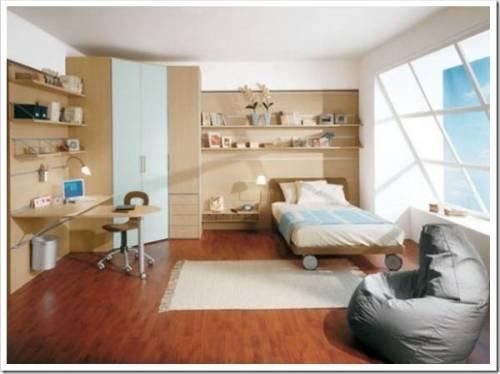 Как оформить комнату для мальчика-подростка