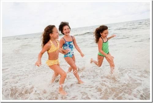 Где лучше отдыхать на Родосе с детьми?