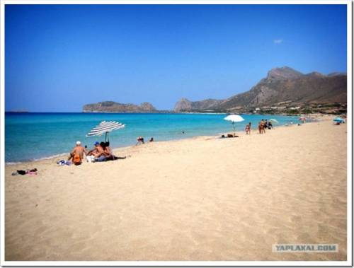 Где лучше отдыхать на Родосе или Крите?