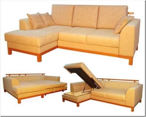 Что лучше — диван или кровать?