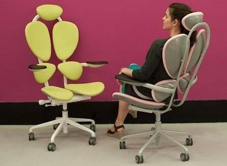 Как выбрать компьютерное кресло женщине?