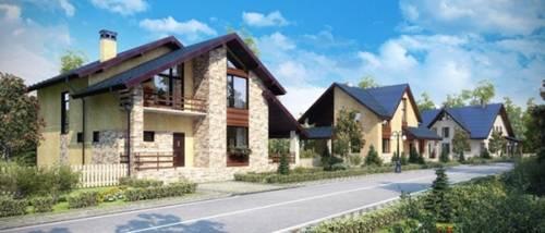 Как уютно обустроить дом в коттеджном поселке?
