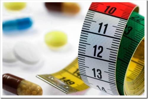 Как похудеть с помощью таблеток?