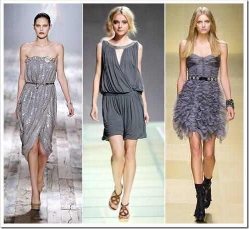 штапельные платья на лето