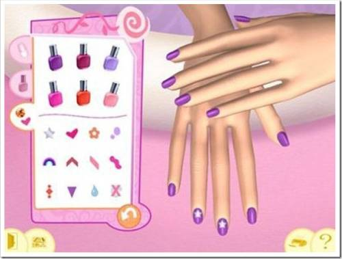 онлайн игр для маленьких девочек