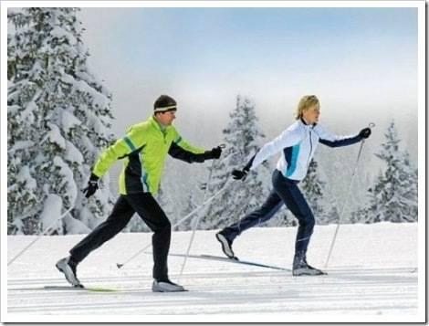 Как выбрать одежду для лыжного спорта?