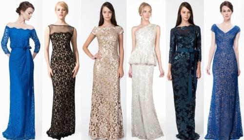 Какое выбрать нарядное вечернее платье?