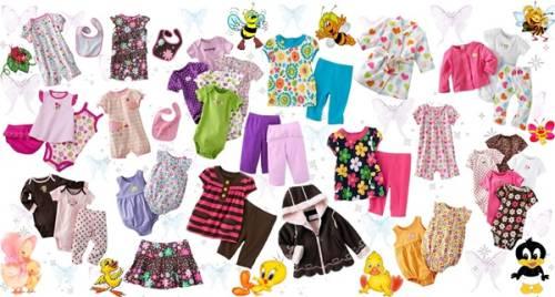 Как узнать размер детской одежды?