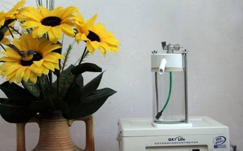 В чем польза кислородного концентратора для дома?