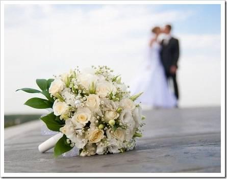 Как выбрать свадебный букет невесты?