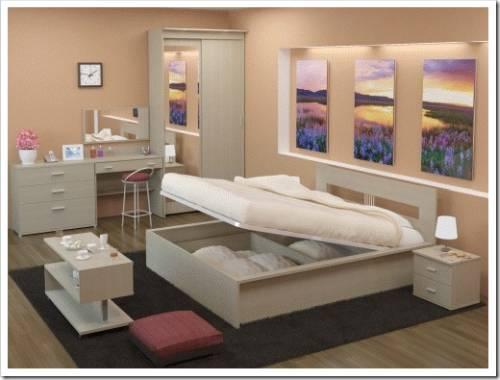 Как выбрать кровать с подъемным механизмом?