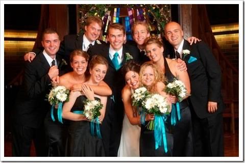 как организовать поздравления на свадьбе?