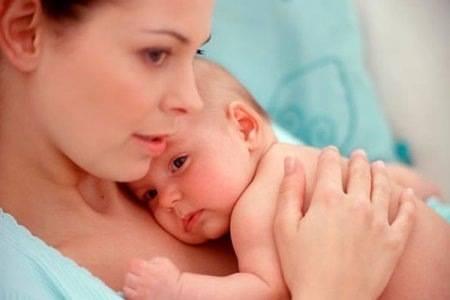 Когда приходят месячные после родов?