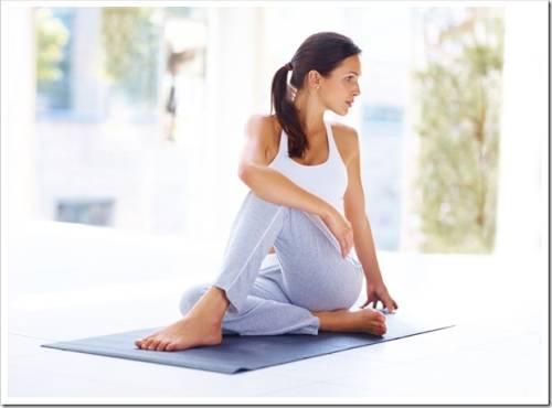 Комплекс профилактических упражнений: