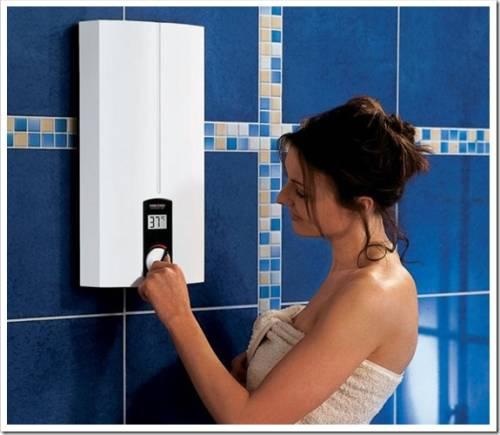Как выбрать проточный водонагреватель?