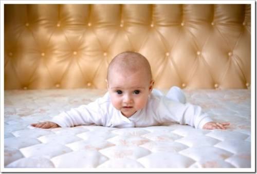 Матрас для ребенка до двух лет