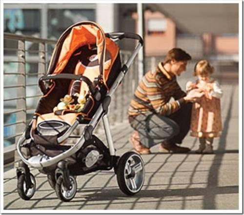 Основные правила при выборе детской коляски.