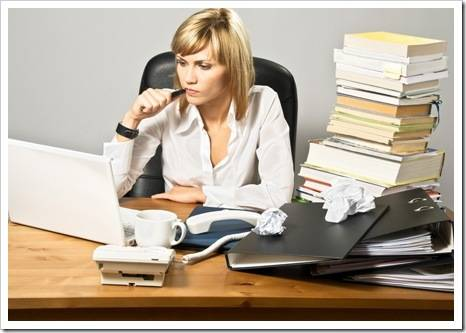 Что делает бухгалтер на работе?