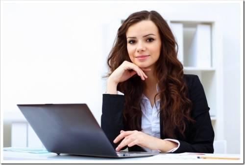 Самые популярные женские профессии