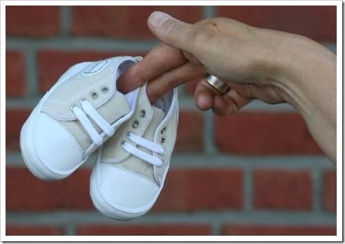 Как определить размер детской обуви?