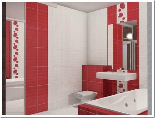Какая плитка лучше для ванной?