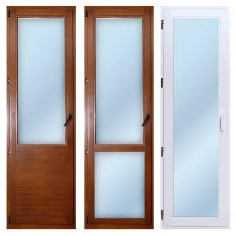 Как выбрать пластиковые двери?