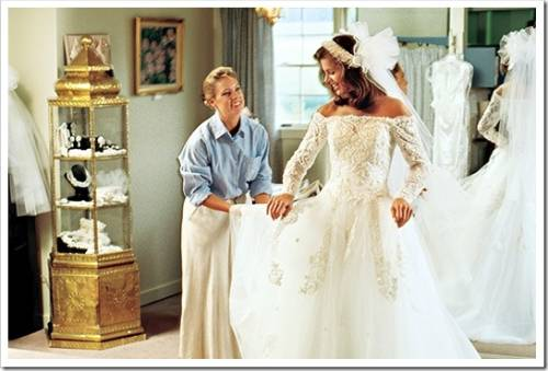 Правила выбора свадебного платья:
