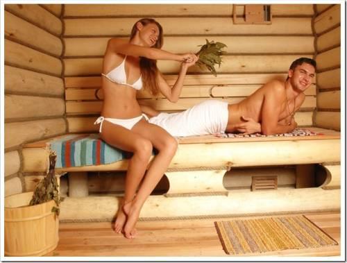 Основные правила принятия согревающего русского пара в бане.