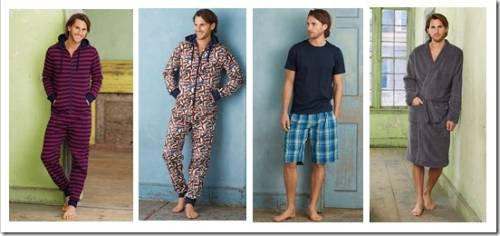 Как выбрать и где купить мужскую пижаму?